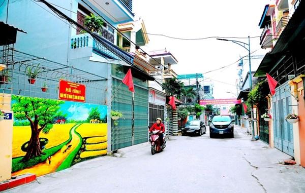 Hiệu quả mô hình tự quản bảo vệ môi trường ở thành phố Phúc Yên