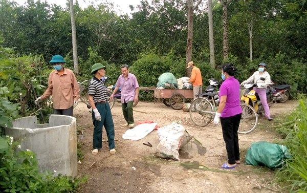 Dấu ấn của MTTQ các cấp tỉnh Tuyên Quang  trong công tác bảo vệ môi trường