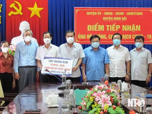 Ninh Thuận: Kiểm tra công tác phòng, chống dịch COVID-19