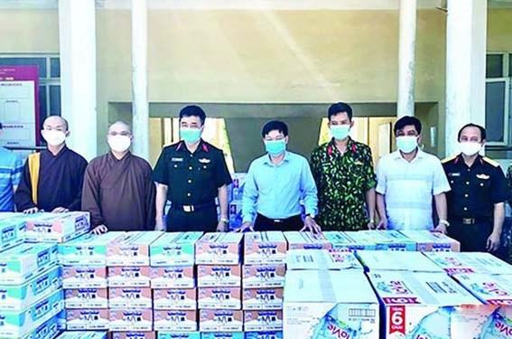Các tôn giáo tỉnh Thanh Hóa chung tay đẩy lùi đại dịch COVID-19