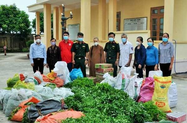 Giáo hội Phật giáo Ninh Bình ủng hộ gần 3,9 tỷ đồng phòng chống dịch