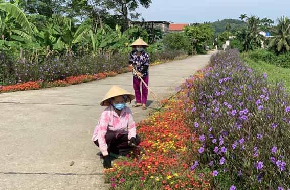Huyện Hà Trung: Đổi mới, nâng cao chất lượng hoạt động của MTTQ và các đoàn thể