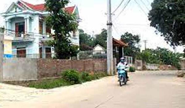 Đồng bào công giáo Sơn Cương đoàn kết xây dựng nông thôn mới