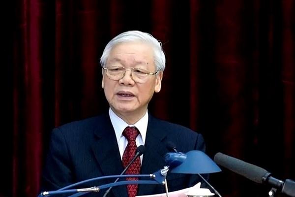 Tổng Bí thư, Chủ tịch nước Nguyễn Phú Trọng: Chung sức, đồng lòng để chiến thắng đại dịch COVID-19