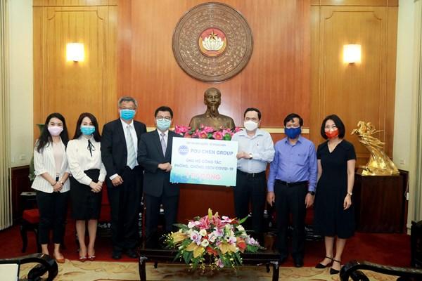 Gần 2.000 tỷ đồng ủng hộ và đăng ký ủng hộ phòng, chống dịch COVID-19
