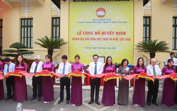 Tự hào hơn về truyền thống vẻ vang của MTTQ Việt Nam