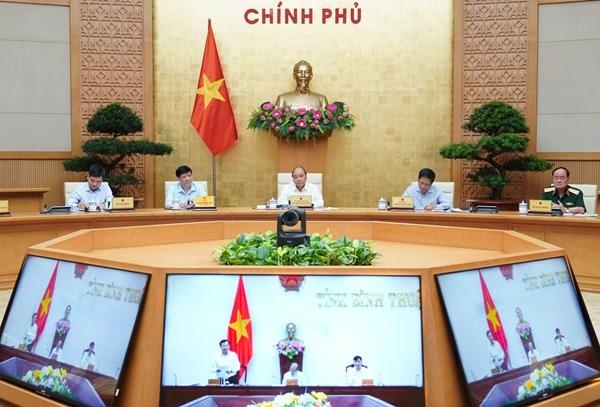 Thủ tướng đánh giá cao Bình Thuận bảo đảm giải ngân 100% vốn đầu tư công