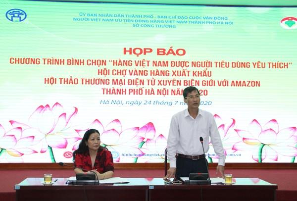 """Bình chọn """"Hàng Việt Nam được người tiêu dùng yêu thích"""""""