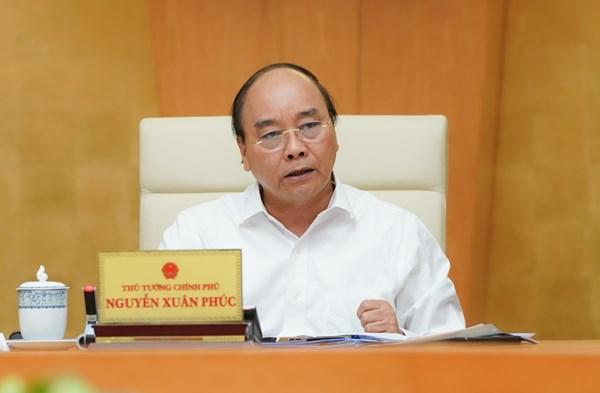 Thủ tướng: Bí thư, Chủ tịch phải ra tay, hệ thống chính trị vào cuộc, người dân phải cảnh giác