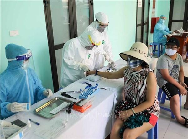 Hơn 45.000 mẫu test nhanh tại Hà Nội đều âm tính với virus SARS-CoV-2