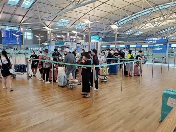 Đưa gần 350 công dân Việt Nam từ Hoa Kỳ về nước an toàn
