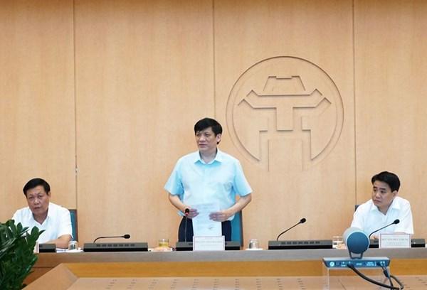 4 bệnh viện hỗ trợ Hà Nội xét nghiệm PCR từ chiều 8/8
