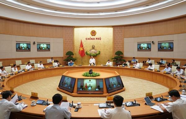 Thủ tướng: Không để chồng chéo, trùng lắp quản lý Nhà nước về giao thông đường bộ
