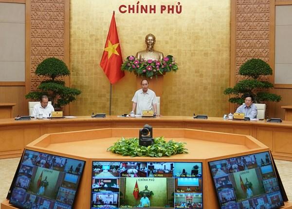 Thủ tướng: Cần xem xét tăng dần chuyến bay đến các nước