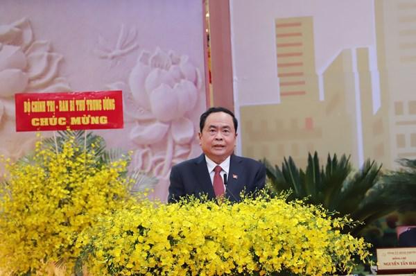 Mọi chủ chương, chính sách phải xuất phát từ nguyện vọng, quyền và lợi ích chính đáng của nhân dân