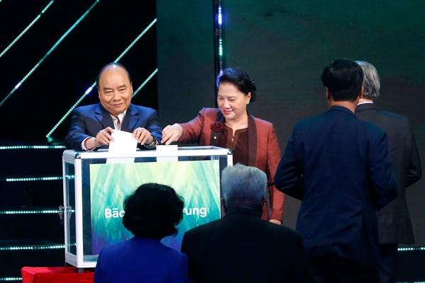 """Toàn văn bài phát biểu của Thủ tướng Nguyễn Xuân Phúc tại chương trình """"Cả nước chung tay Vì người nghèo"""" năm 2020"""