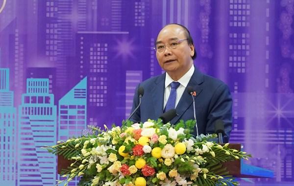 Thủ tướng Nguyễn Xuân Phúc: Phát triển đô thị thông minh không thực hiện theo phong trào