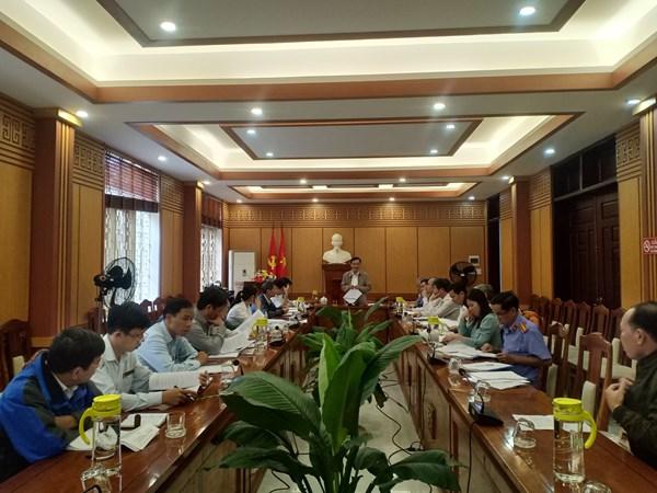 Ủy ban MTTQ Việt Nam tỉnh Quảng Nam giám sát việc thi hành một số bản án hành chính đã có hiệu lực pháp luật trên địa bàn