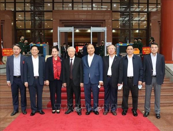 Hội nghị cán bộ toàn quốc tổng kết công tác tổ chức Đại hội đảng bộ các cấp nhiệm kỳ 2020-2025