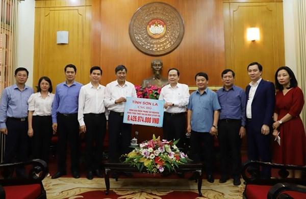 Ban Cứu trợ Trung ương phân bổ đợt 2 số tiền 45 tỷ đồng hỗ trợ 11 tỉnh miền Trung, Tây Nguyên