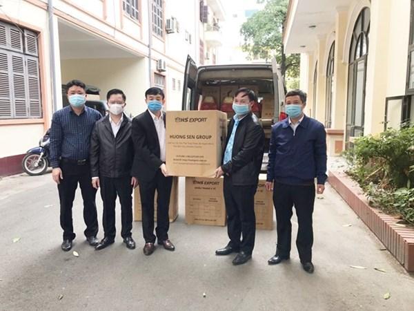 Mặt trận Bắc Ninh hỗ trợ 1 tỷ đồng giúp Hải Dương phòng chống dịch