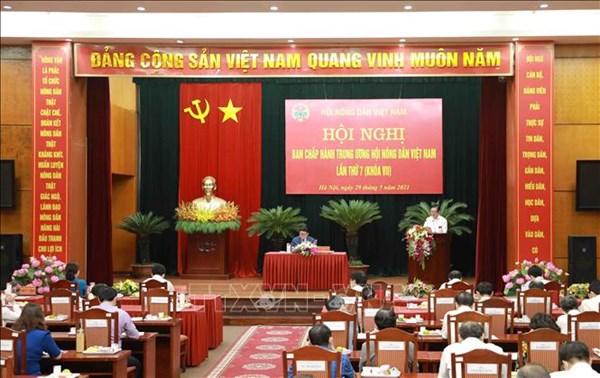 Hội Nông dân xây dựng Chương trình hành động thực hiện Nghị quyết Đại hội XIII của Đảng