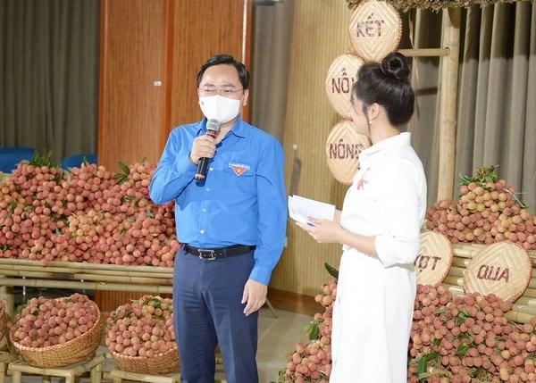 """Khởi động chương trình """"Kết nối nông sản - San sẻ yêu thương - Chung tay vượt qua đại dịch"""""""
