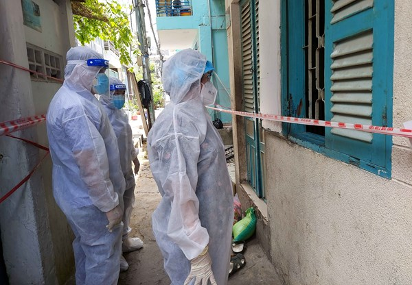 Rà soát kỹ việc thành lập các bệnh viện dã chiến thu dung các ca F0 tại quận Phú Nhuận