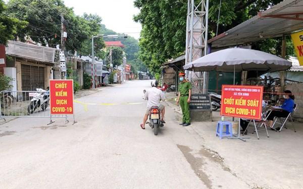 Hà Nội ra chỉ thị tăng cường trách nhiệm cán bộ, kêu gọi nhân dân thực hiện nghiêm giãn cách xã hội