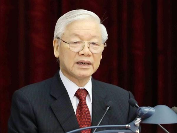 Lời kêu gọi của Tổng Bí thư Nguyễn Phú Trọng gửi đồng bào cả nước về công tác phòng, chống đại dịch COVID-19