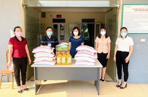 Các địa phương của Hà Nội huy động mọi nguồn lực phòng, chống dịch