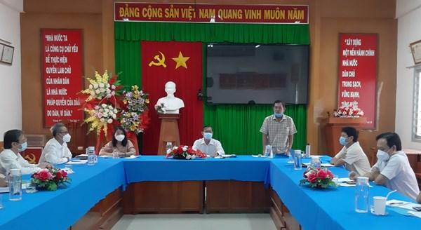 Trà Vinh: Giám sát việc thực hiện Nghị quyết số 68/NQ-CP của Chính phủ