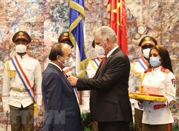 Tuyên bố chung Việt Nam – Cuba