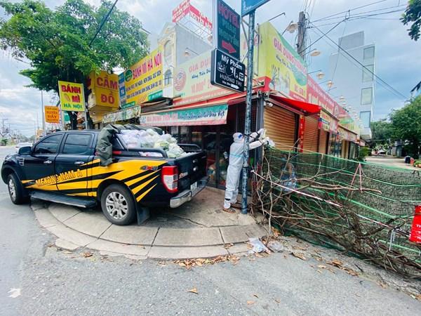 MTTQ thành phố Hồ Chí Minh gửi lời tri ân lực lượng tình nguyện viên tham gia hỗ trợ công tác phòng, chống dịch trên địa bàn