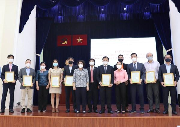 Ngày 6/10: Thành phố Hồ Chí Minh tiếp nhận hơn 368 tỷ đồng ủng hộ công tác phòng chống dịch