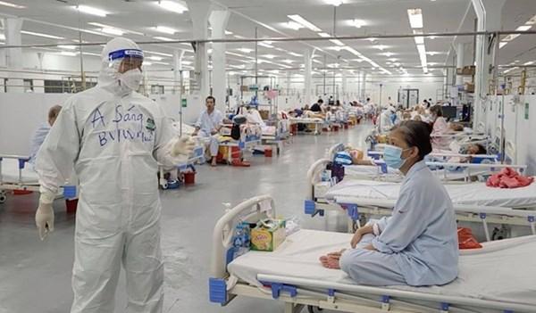 Tình hình dịch bệnh COVID-19 ngày 7/10: Cả nước còn 5.743 ca nặng; Việt Nam tiêm chủng chạm mốc 50 triệu liều vaccine