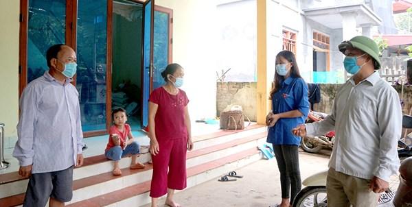 Phú Thọ: Những Tổ Covid cộng đồng ở vùng cao quyết tâm phòng, chống dịch
