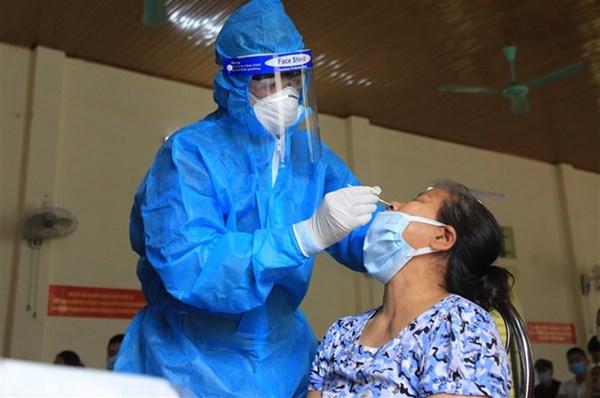 Tăng cường kiểm soát, xử lý nghiêm người về từ vùng dịch không tuân thủ quy định phòng bệnh