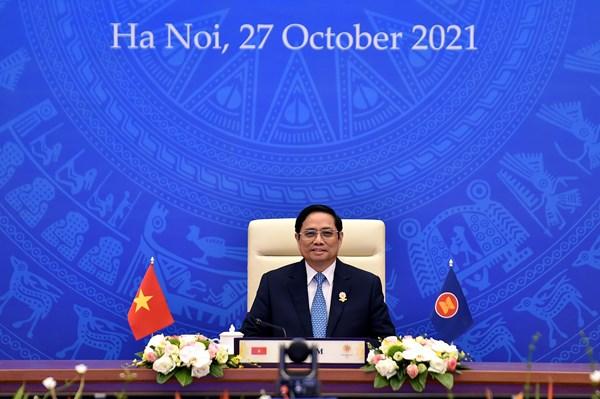Thủ tướng Phạm Minh Chính đề nghị ASEAN+3 phát huy thế mạnh ứng phó khủng hoảng và tình huống y tế khẩn cấp