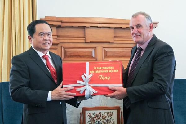 Mong muốn New Zealand tạo điều kiện tốt nhất cho cộng đồng người Việt Nam