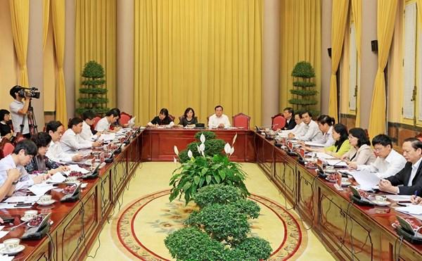 Hướng tới kỷ niệm 70 năm ngày Chủ tịch Hồ Chí Minh ra Lời kêu gọi thi đua ái quốc