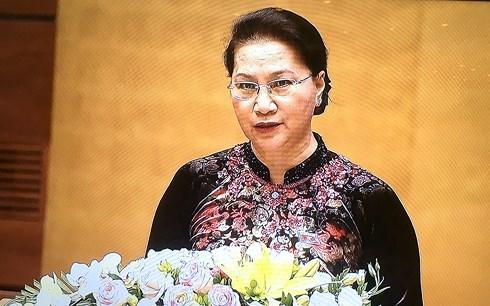 Trực tiếp: Khai mạc Kỳ họp thứ 5 Quốc hội khóa XIV