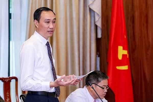 Ông Phùng Khánh Tài làm Phó Chủ tịch Ủy ban Trung ương MTTQ Việt Nam