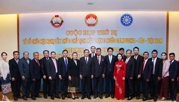 Thư chúc mừng Tết cổ truyền Chôl Chnăm Thmây của nhân dân Campuchia